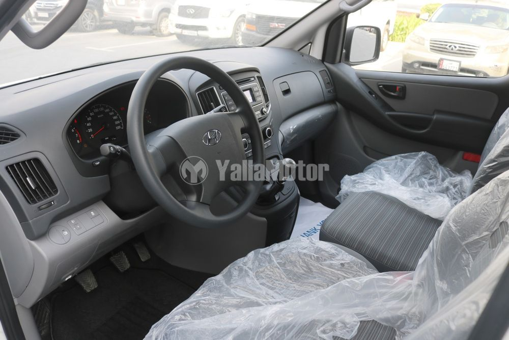 New Hyundai H1 3-Seater Panel Van M/T 2019