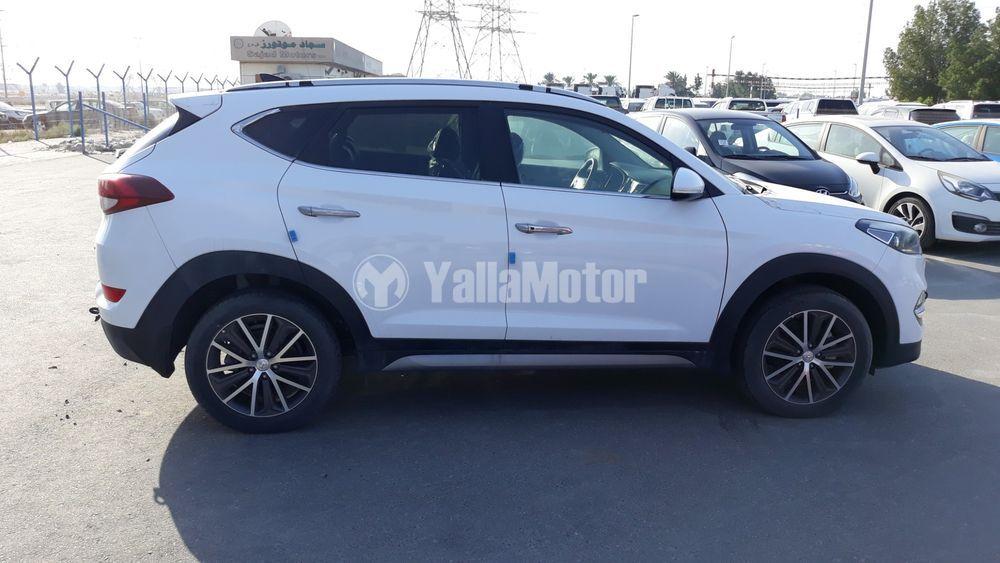 New Hyundai Tucson 2017
