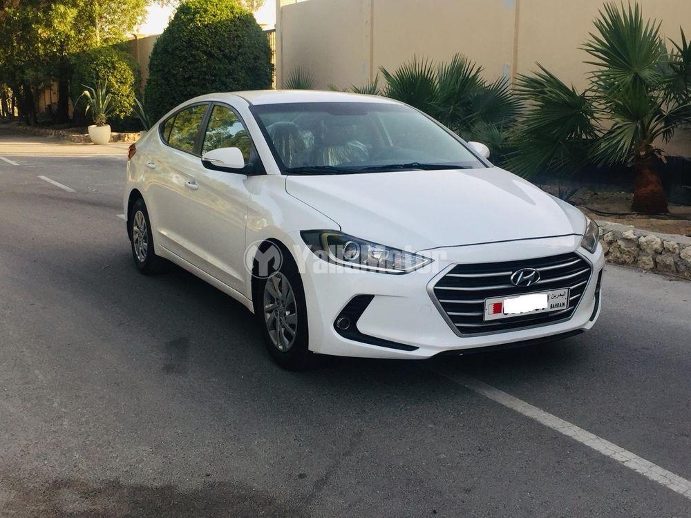 Used Hyundai Elantra 2.0L Base 2017