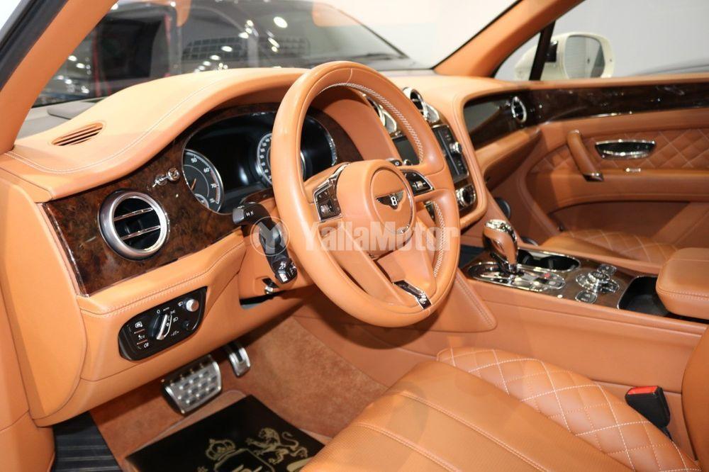 Used Bentley Bentayga W12 First Edition 2017