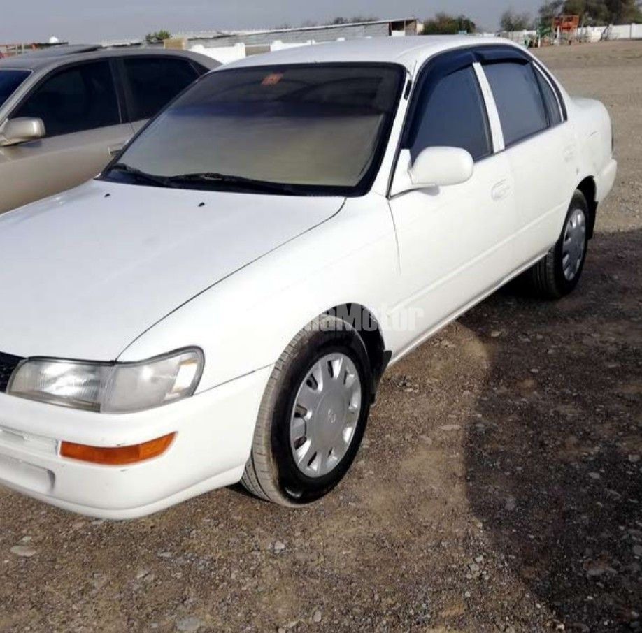 Kelebihan Corolla 1997 Review