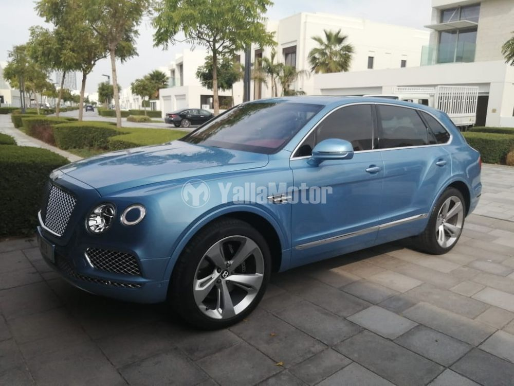 Used Bentley Bentayga W12 2017