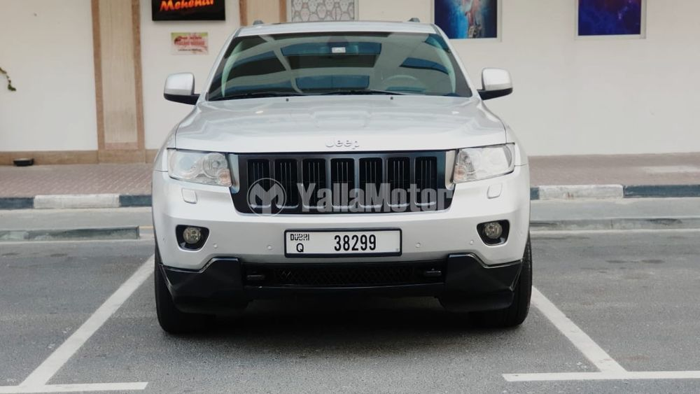 Used Jeep Grand Cherokee 3.6L Limited 2013