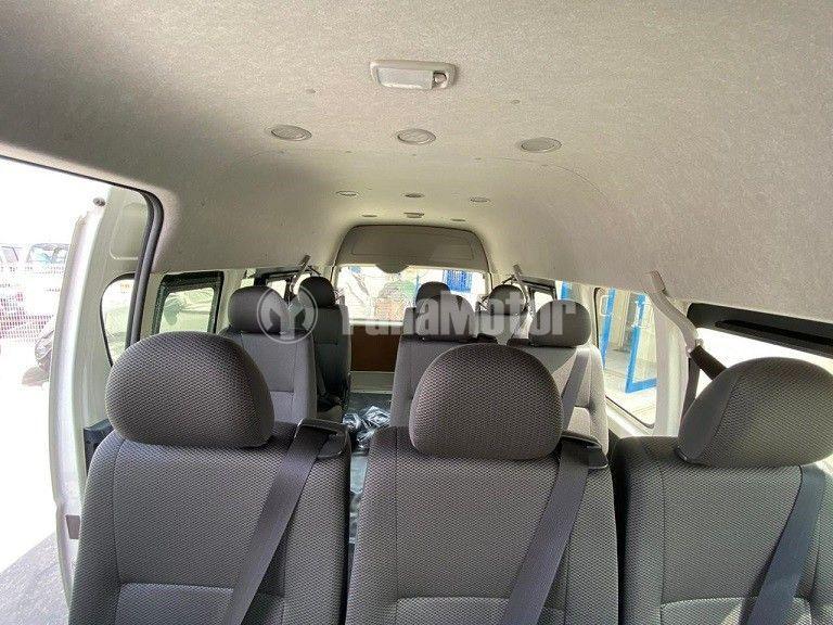 New Toyota Hiace High Roof Van 2018