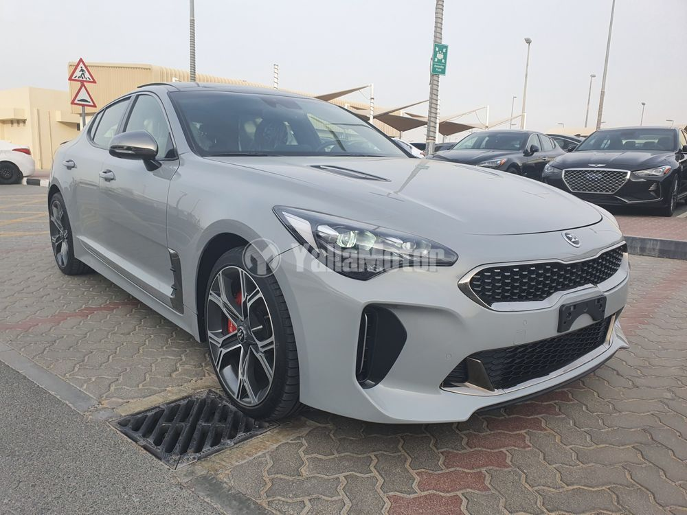 Used Kia Stinger 3.3T AWD Full Option 370 PS 2018
