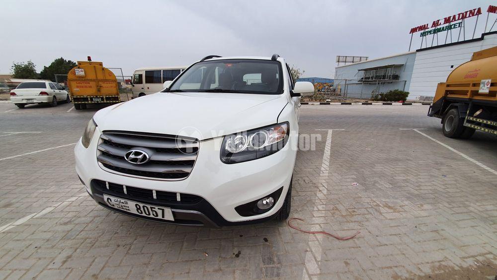 Used Hyundai Santa Fe 2012