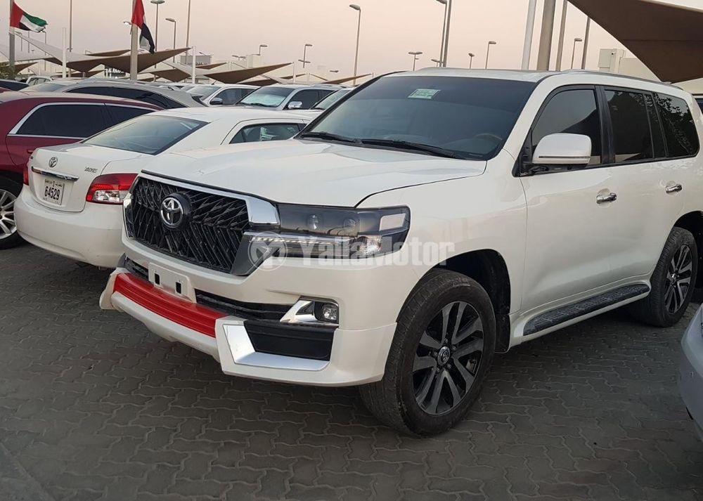 Used Toyota Land Cruiser VXR+ 2018