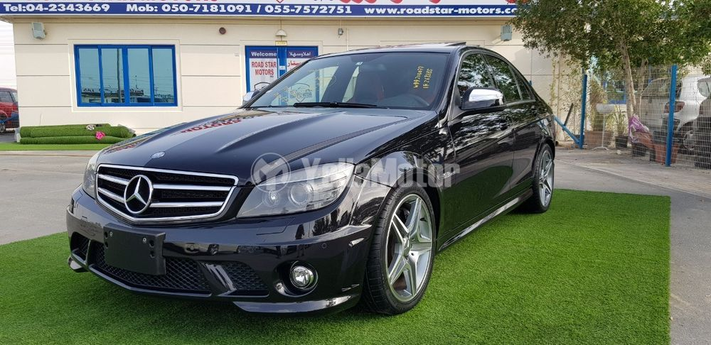 Used Mercedes-Benz C-Class C 63 AMG 2009