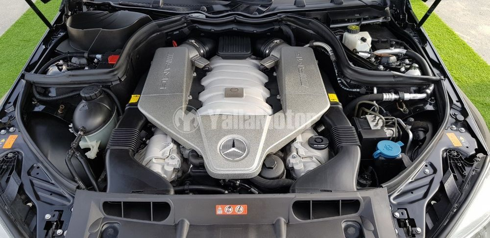 Used Mercedes-Benz C-Class C 63 AMG 2009