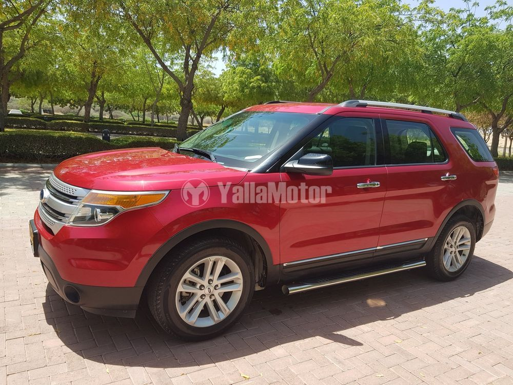 Used Ford Explorer 3.5L V6 XLT (AWD) Mid Option 2012