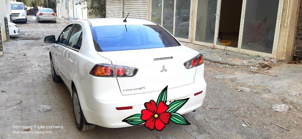 Used Mitsubishi Lancer EX 2010