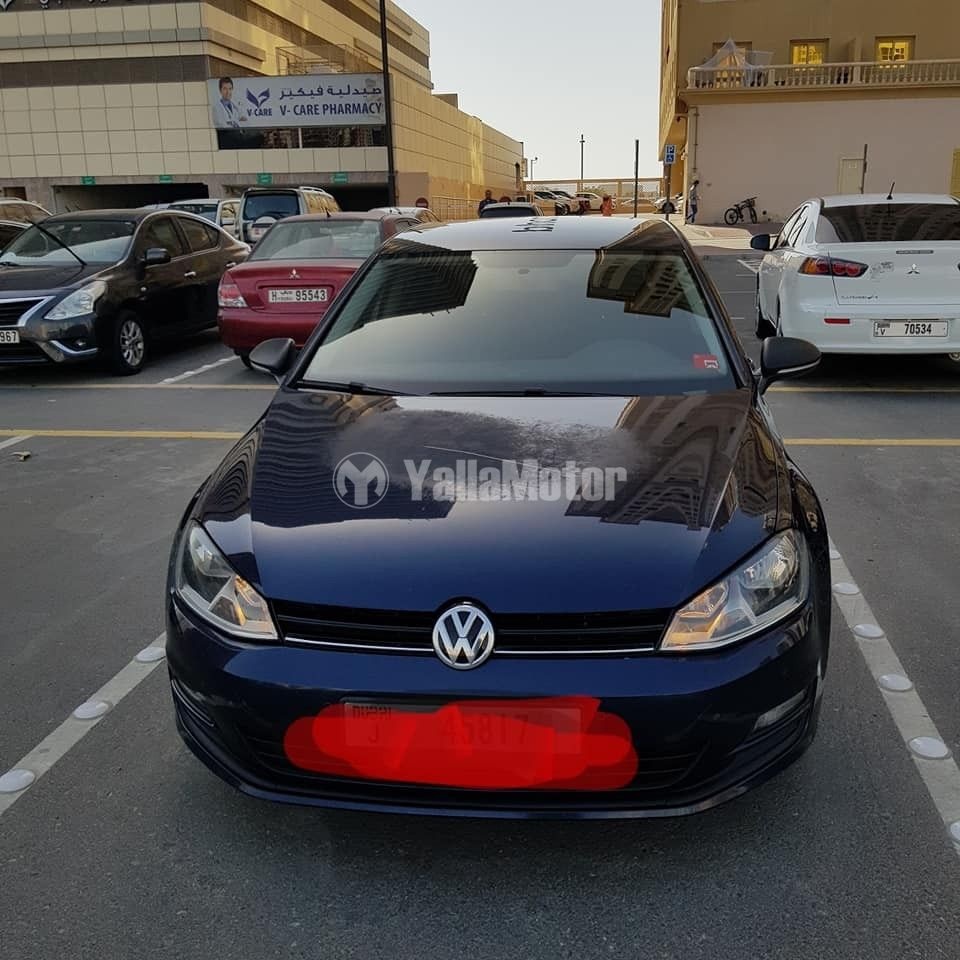Used Volkswagen Golf 2012