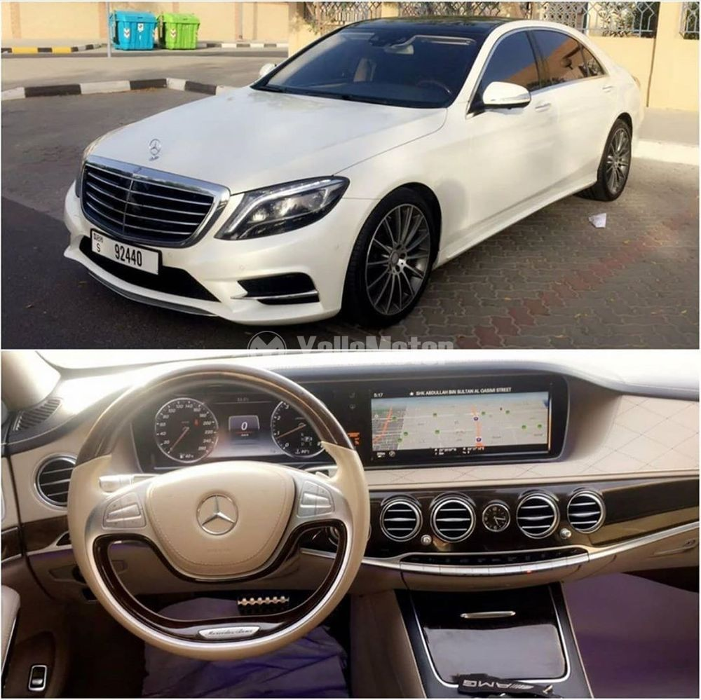 Used Mercedes-Benz S-Class S 500 2015