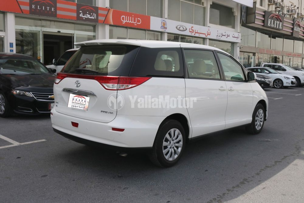 New Toyota Previa 2.4L S 2018