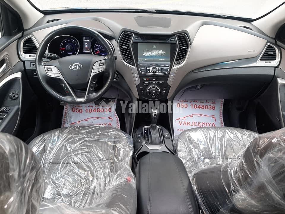 Used Hyundai Santa Fe 2014