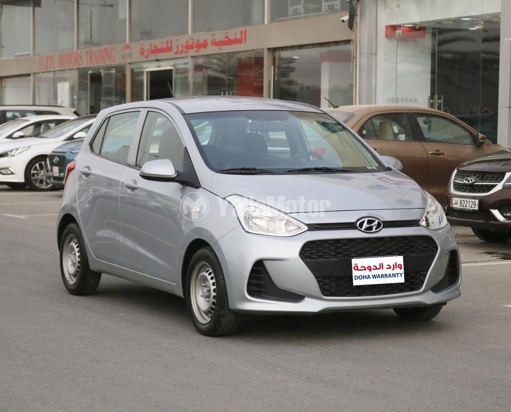 New Hyundai Grand i10 2019