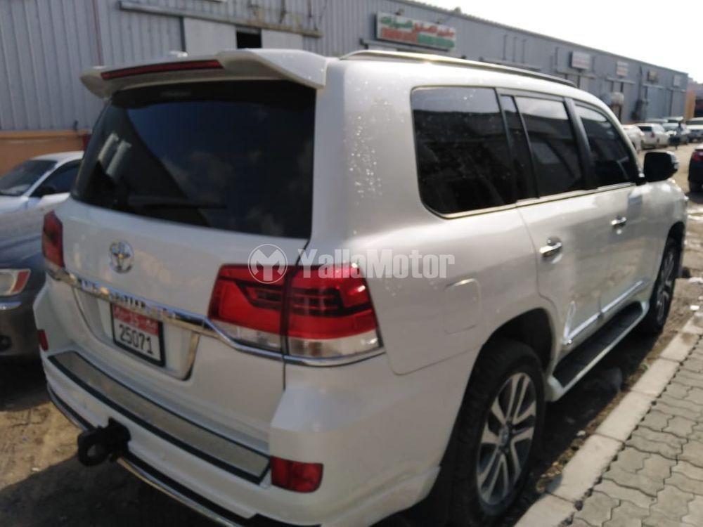 Used Toyota Land Cruiser 2011