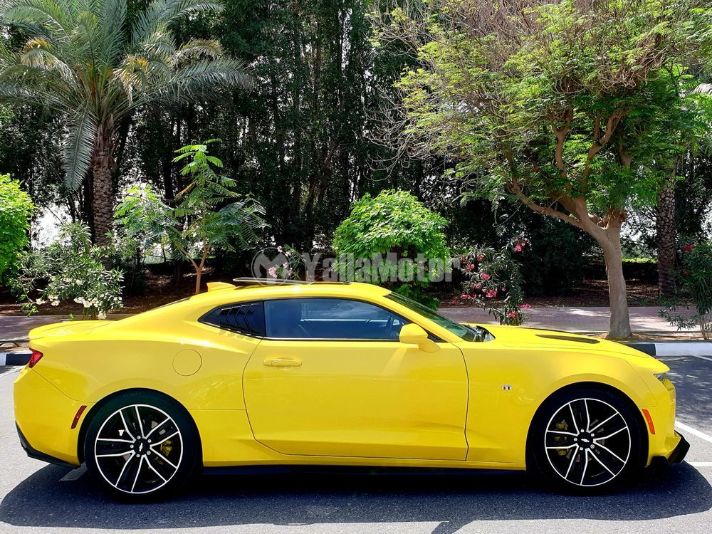Used Chevrolet Camaro Coupe 1LT 3.6L A/T 2016