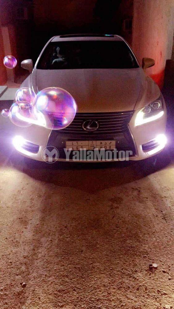 Used Lexus LS  460 Platinum (LWB) 2014