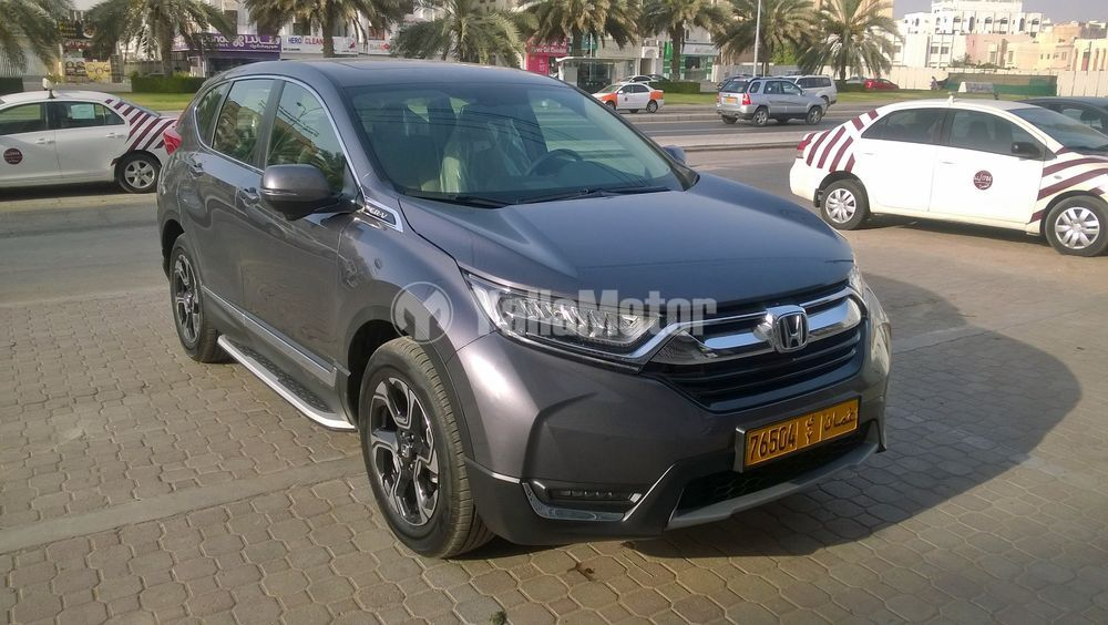 New Honda CR-V 2.4 EX-L 2018