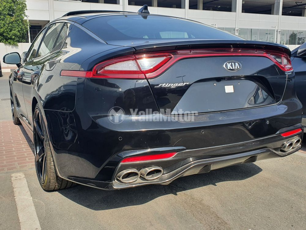 Used Kia Stinger 2.0T 255 PS 2018