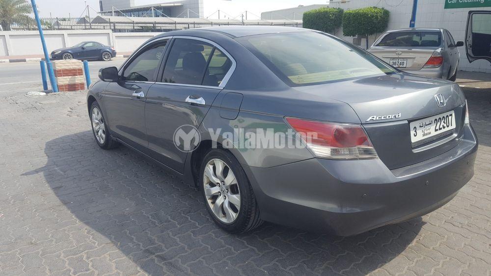 Used Honda Accord 2.4L EX 2008