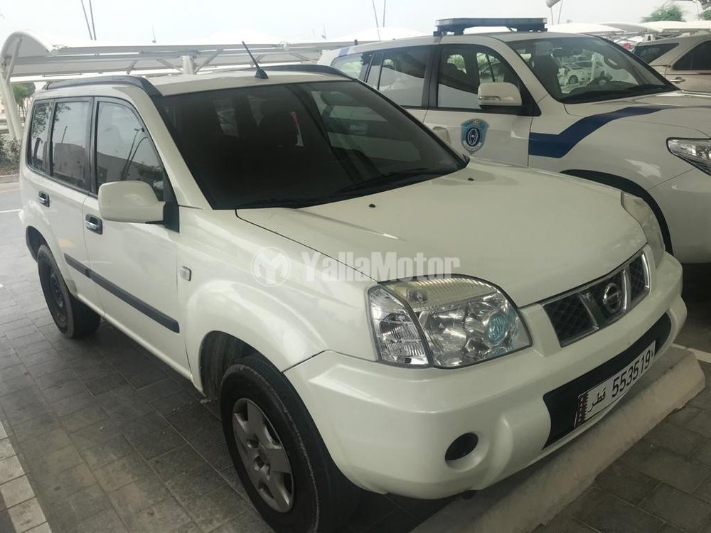 Used Nissan X-Trail 4WD 2013