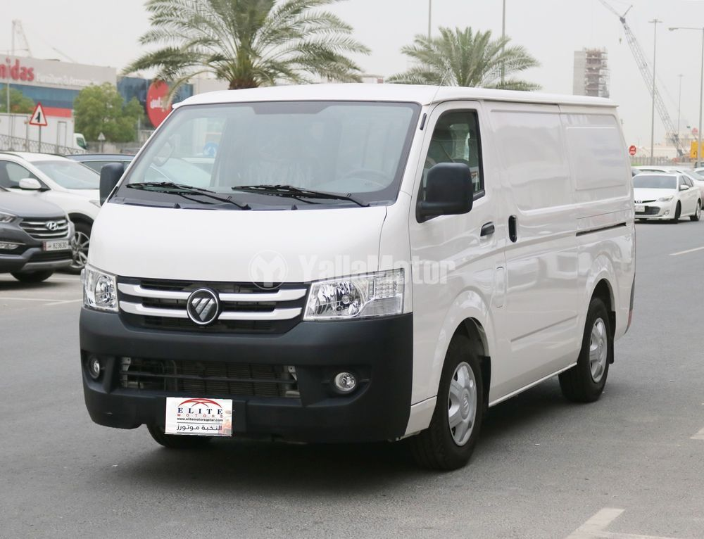 New Foton View 2019
