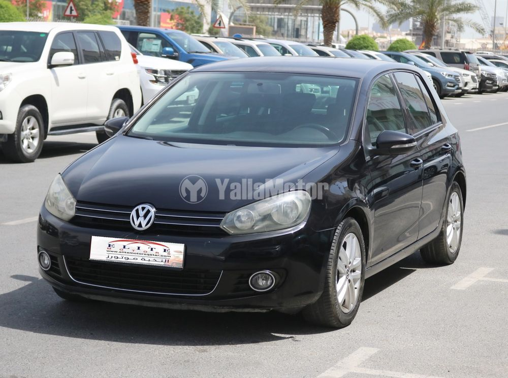 Used Volkswagen Golf 1.6L 2012