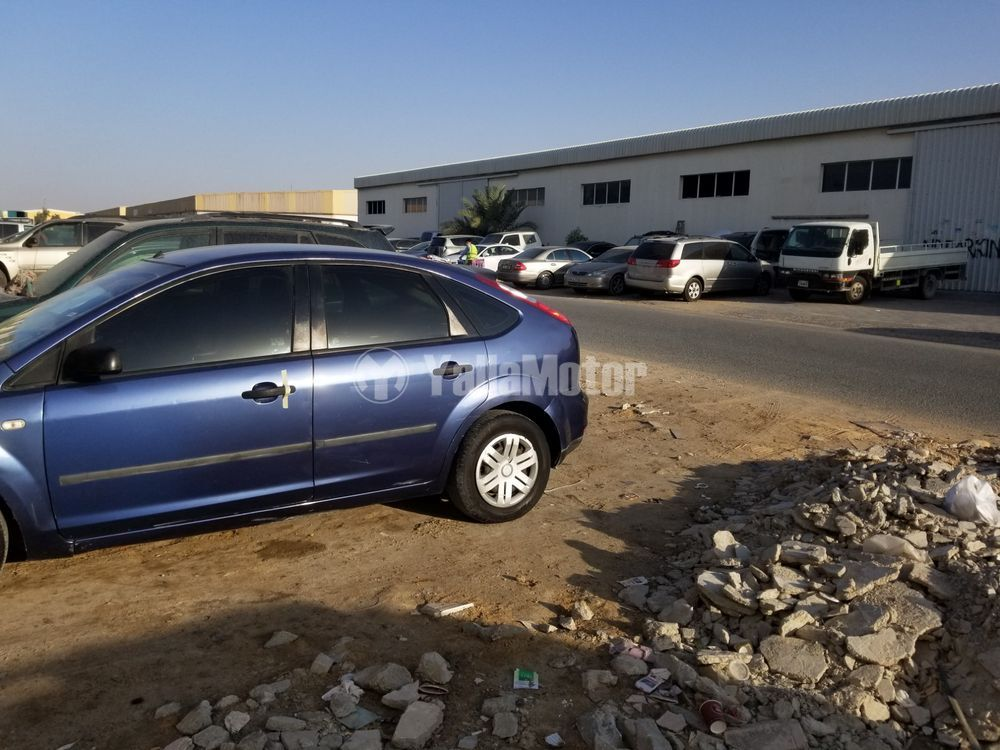 Used Ford Focus 1.5L EcoBoost Ambiente 2006
