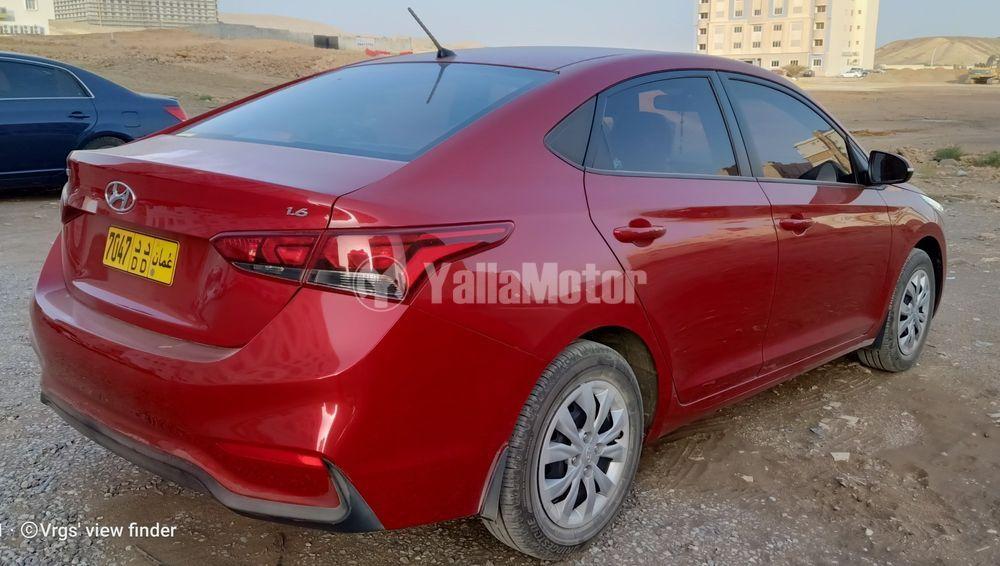 New Hyundai Accent 1.6L 2019