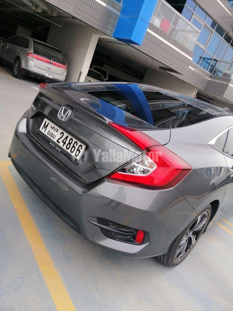 New Honda Civic 1.6L LX  2018