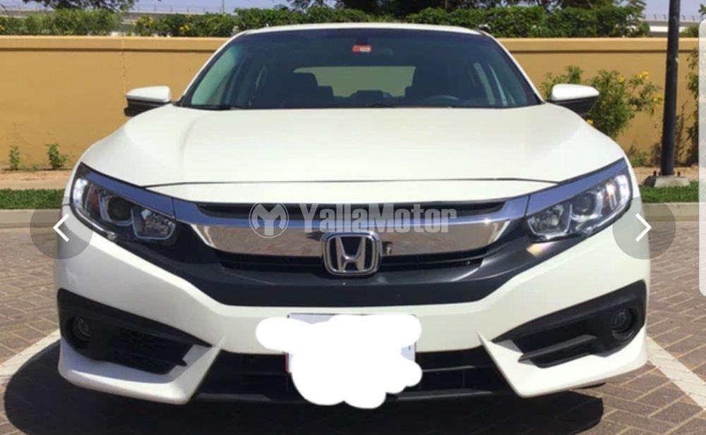 Used Honda Civic 2.0 LX 2018