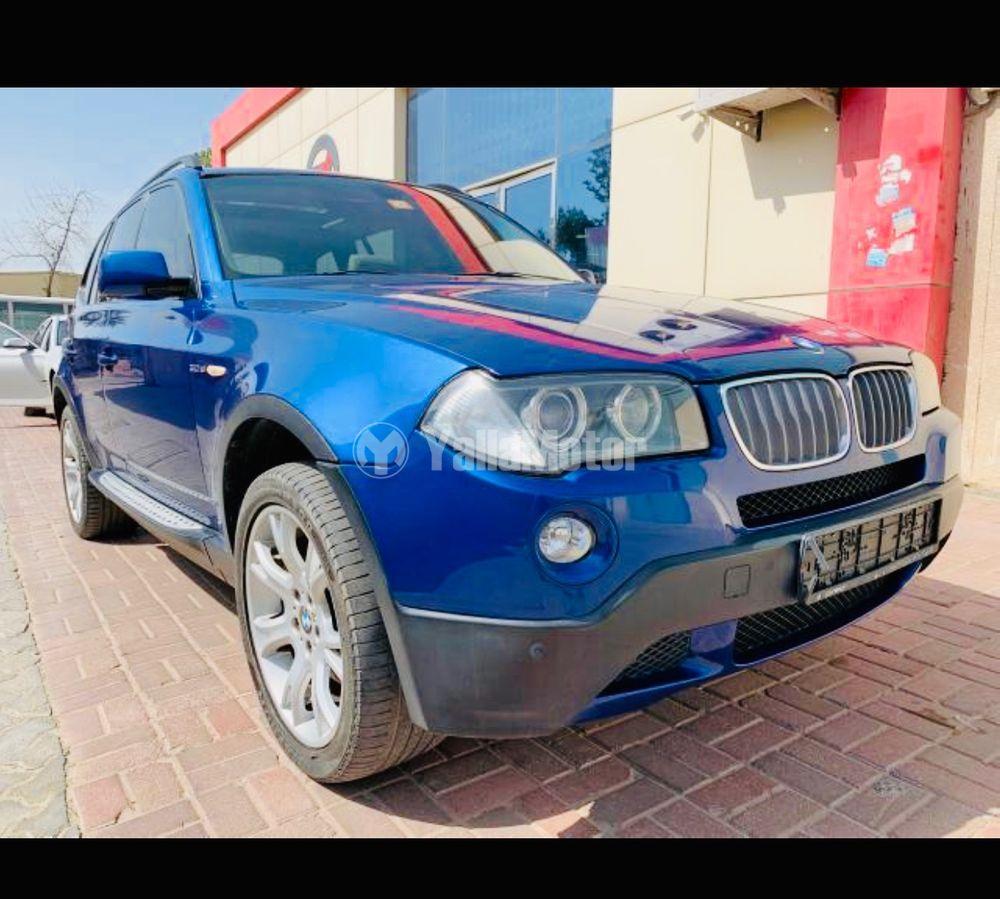 Used BMW X3 M 2007 (999527)