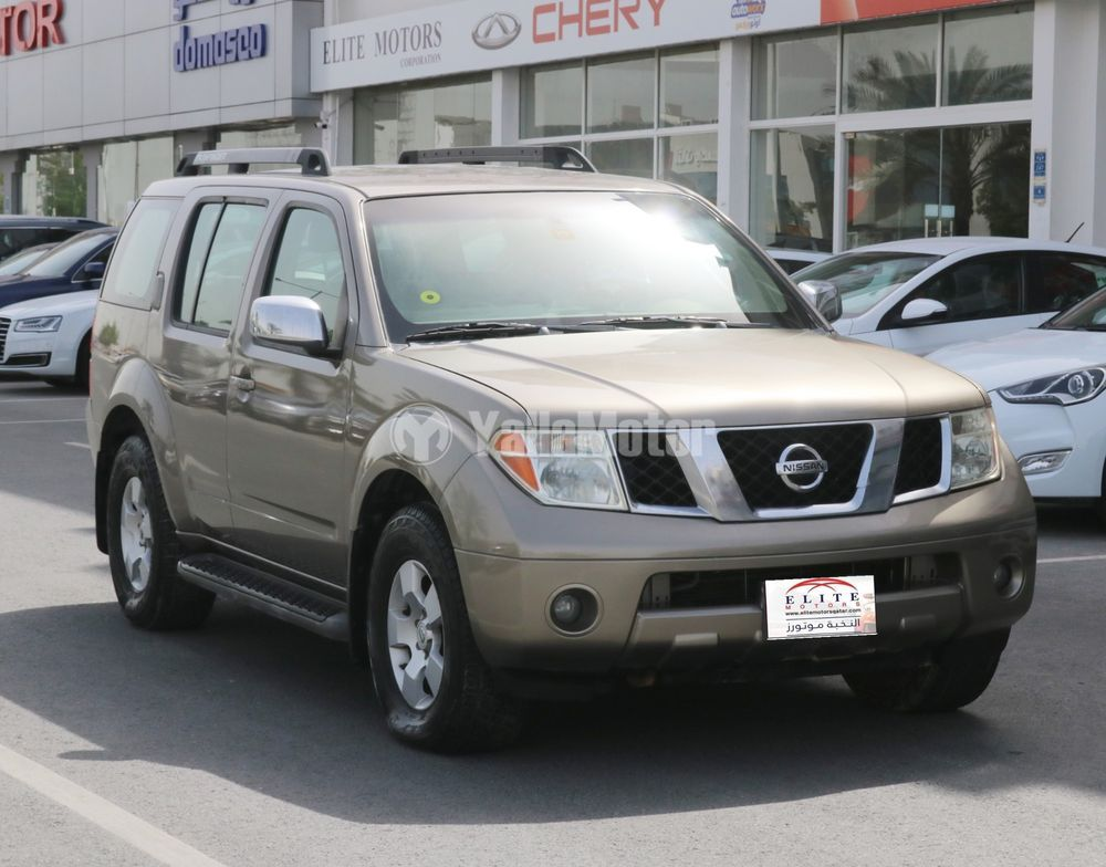 Used Nissan Pathfinder 2007