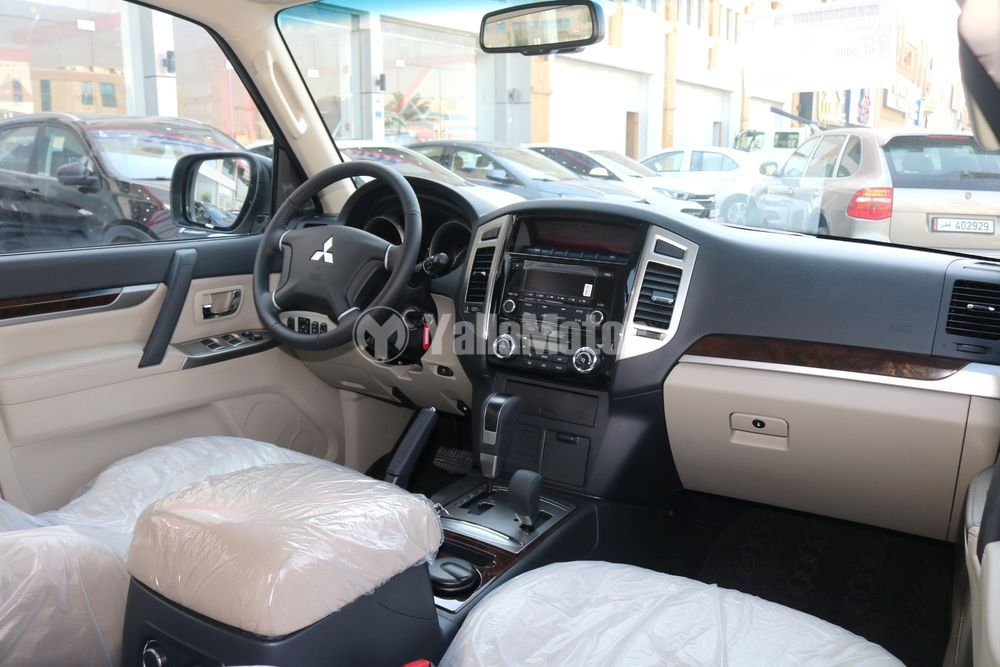 New Mitsubishi Pajero 3.5L 3 Door Basic 2020