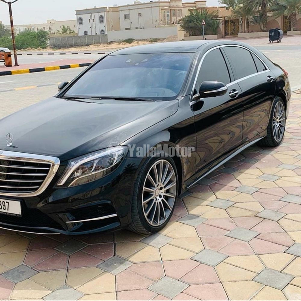 Used Mercedes-Benz S-Class S 400 2016