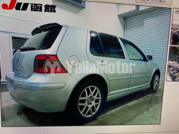 Used Volkswagen Golf 2003