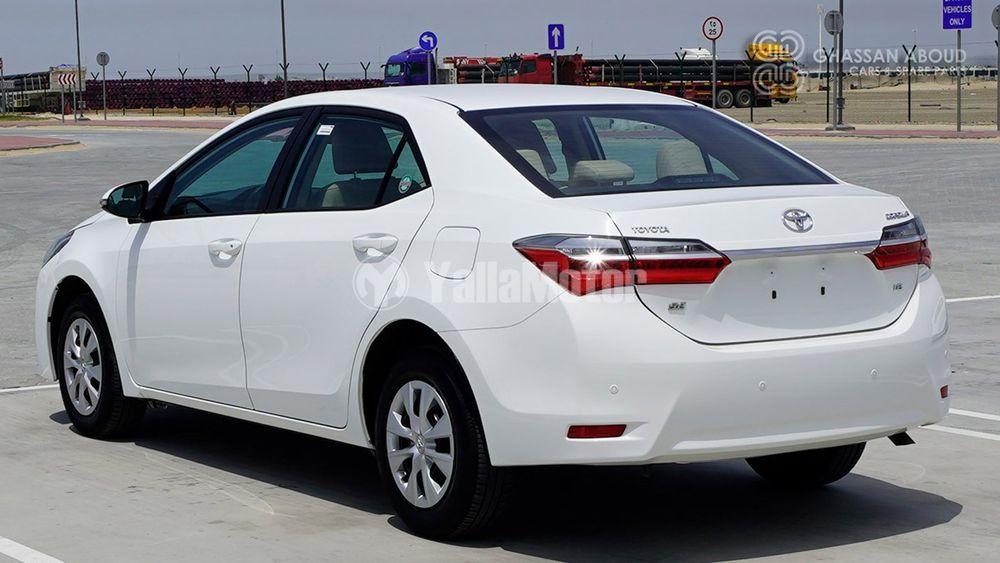 Used Toyota Corolla 2019