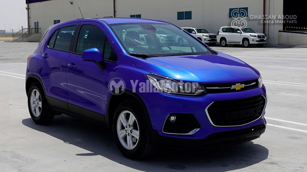 Used Chevrolet Trax 2018