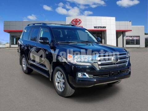 Used Toyota Land Cruiser 5.7 GXR 2017
