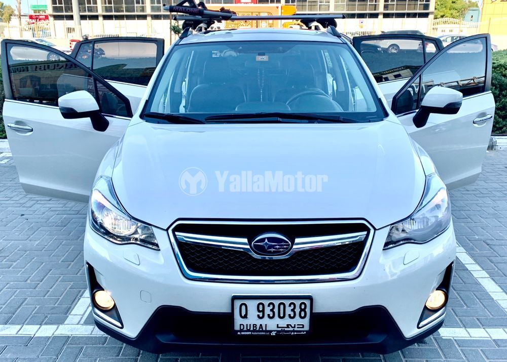 Used Subaru XV 2.0L-i Full Option AWD 2017