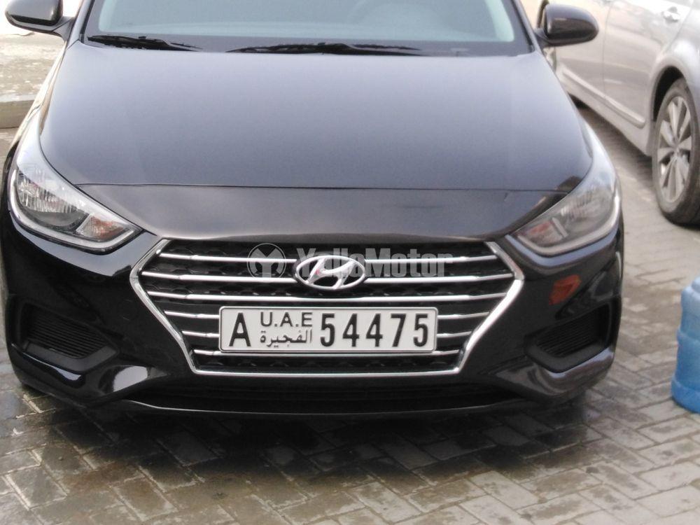 Used Hyundai Accent 1.6L Mid Option 2018