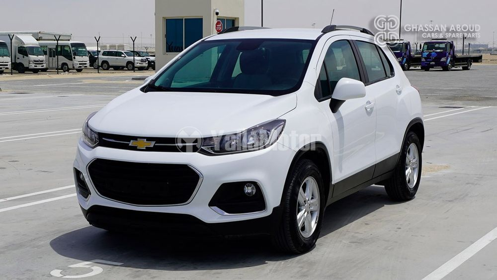 Used Chevrolet Trax Lt Fwd 2018  999891