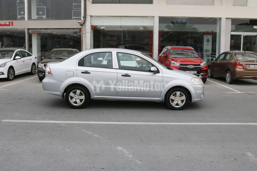 Used Chevrolet Aveo 1.4L Automatic 2013
