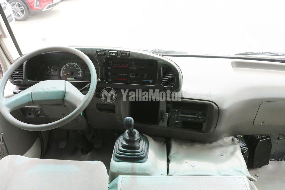 Used Toyota Coaster 2.7L (23-Seater) 2014