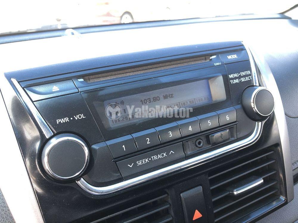 New Toyota Yaris Sedan 2015