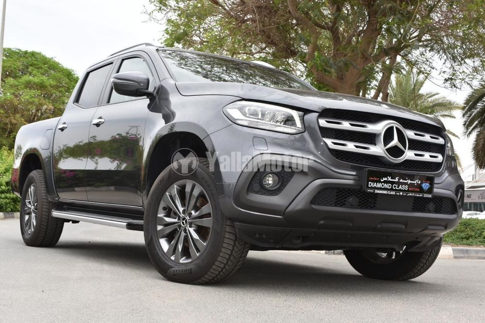 Used Mercedes-Benz X250d 2019