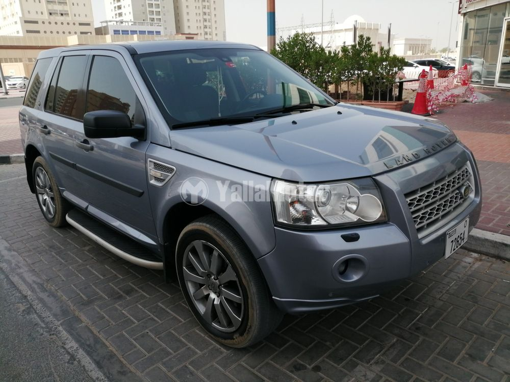 Used Land Rover LR2 HSE 2009