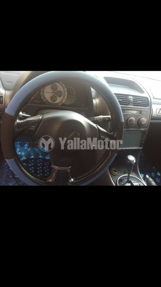 Used Lexus IS 300 4 Door 3.0L 2001 (995411)